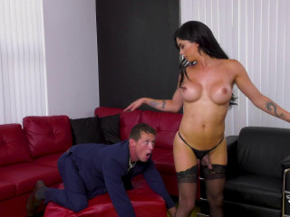 Domino Presley Fucked For The First-ever Time
