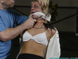 The Whore Wont Be Getting His Inheritance - Extreme, Bondage, Caning