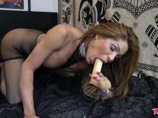 Vanessa Jhons' Creamy Load!