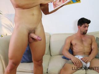 Victor Lopez & Aaron Armada