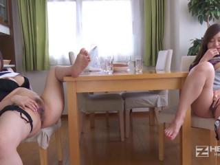 Maria Ono & Yui Kyono