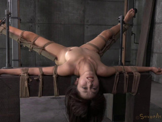 Little Asian slut Marica Hase roughly fucked , HD 720p