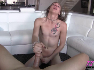 Peyton Paige True Amateur On Camera For The First Time