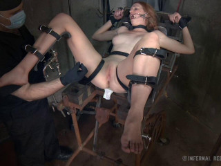 Ashley Lane Is Super-naughty (29 Aug 2014) Devilish Restraints