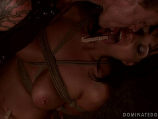 Domination of the Innocent Belle - Extreme, Bondage, Caning