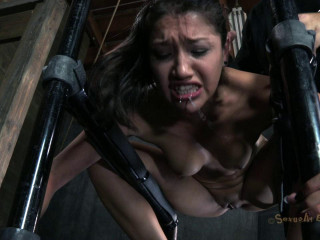 SB - Completely reached an orgasm Out Of Her Mind! - Vicki Haunt - January 25, 2013 - HD
