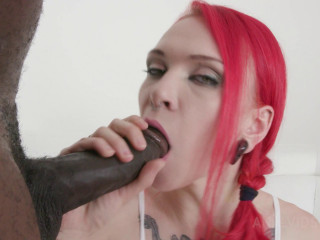 Daniela Ray Audition With Big black cock