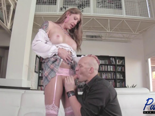 Kimber Haven Is A Slutty Babe That Craves Cock