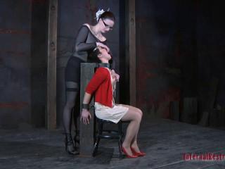 Diabolical Restraints - 2011-03-04 - Bendy - Mei Mara , Claire Adams