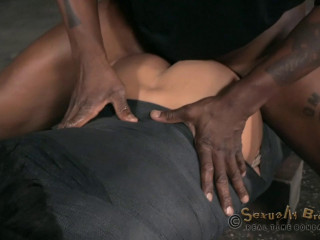 Mia Austin Immensely Demolished By Dick