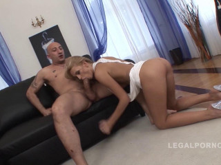 Ivana Sugar picked up in the street and assfucked by monster cock (2017)