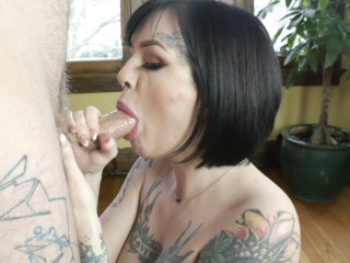 Good Cucks Suck Cock Lola Shows How