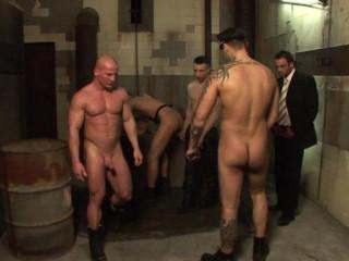 Orgy In Captivity