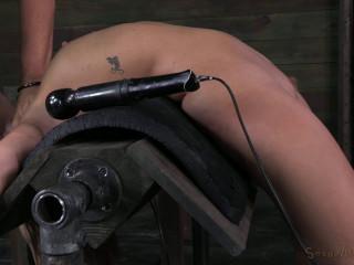 Western Girl Gets Brutally Fucked