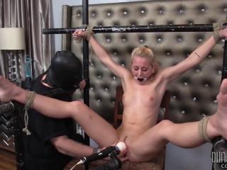 Aubrey Marie - Aubreys First Bondage vol.4