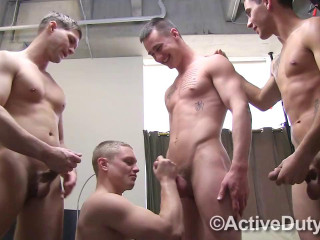 Young Orgy With Hot Males