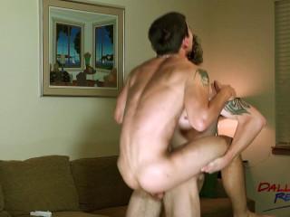 Donny Forza and Vadim Ebony Naked Spin