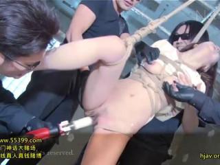Risa Kobayashi - Restrain bondage Ultra-cutie Dame