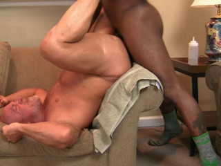 BlacksOnDaddies - Fuck My White Ass, Bro - Leo James, Romance