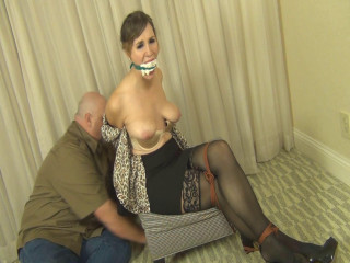 Bound And Gagged For Pleasure  Porn part 27
