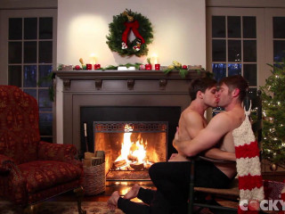Colby Keller and  Tayte Hanson