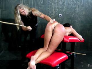 Flogged Like A Biotch