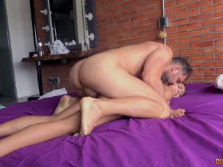 An enjoyable Colombian anal