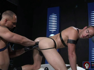 HotHouse - Club Inferno - Fist Fuckers - Scene 2