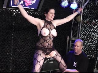 More Public Bondage with Loretta - Scene 2 - HD 720p
