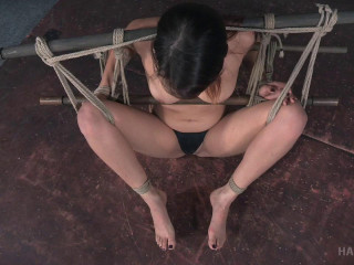 Raquel Roper - Rope Her and Pole 720p
