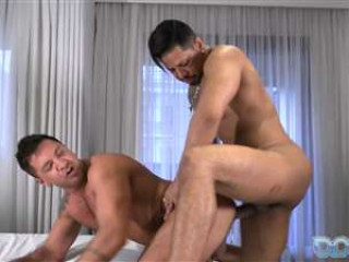 Dominic Does Brazil Episode 1 Pumped By Papi With Marcio Ferraz
