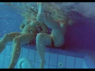Sauna Pool hidden cam