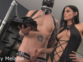 Obey Melanie  - Cumming Maid Easy