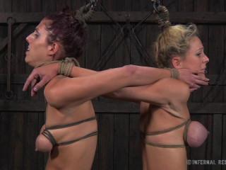 Lavender Rayne & Cherie Deville in