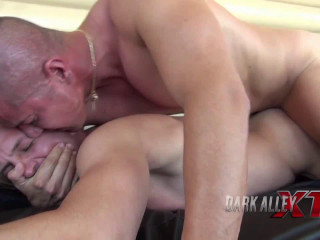 Brutal anal for cum-hungry bottoms