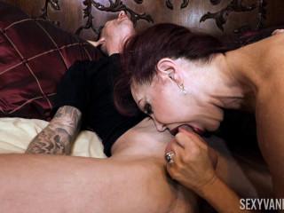 Sexy Vanessa in Three way Stress Reliever FullHD 1080p
