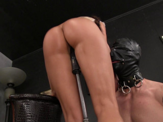 Obey Melanie Lick the dick you fuck (2018)