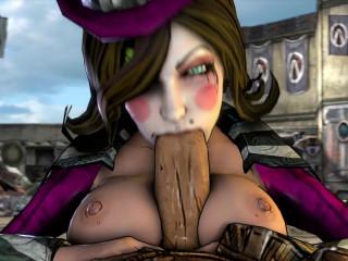 Best Animated Porn Compilation - Borderlands Edition