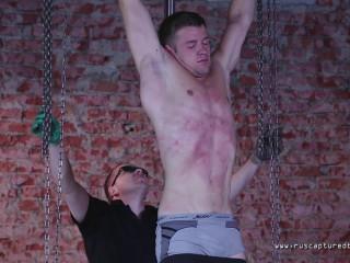 Ruscapturedboys - Captured worker - Part I