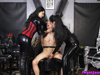 125 Days Of Chastity - Goddess Jasmine Mendez & Mistress Ezada Sinn - HD 720p