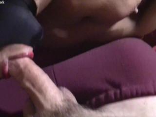 Slave Lauren - Pov Blowjob and Masturbation