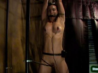 Catherine DeSade, Wenona - Spandex Chastity belt Dance (2020)