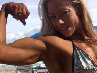 Deanna Harvick - Fitness Model