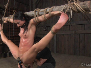 Barn Exercises - BDSM, Humiliation, Torment HD-1280p