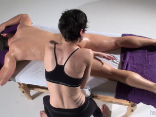 Mind Blowing Manstick Massage