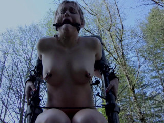 InfernalRestraints Sasha Heart - Bad Audition