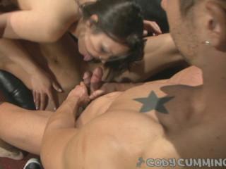Cody, Rod Daily & Crissy Moon