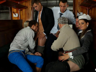 All Aboard The Bisexous Express Part 1