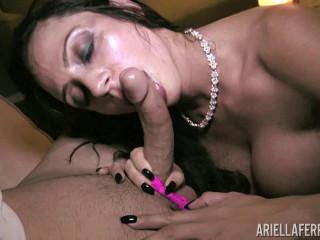 Ariella Ferrera - Saturday Night Xxx