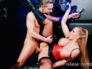 Busty Milf Gets Bound And Shafted - Full HD 1080p